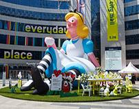 Hyundai Department Stores - Alice in Wonderland Opening
