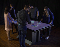 Ideum Colossus Touch Table