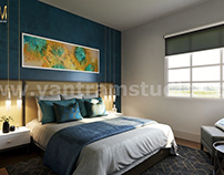 Modern SmallBedroom Interior design ideas