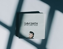 Sam Smith In The Lonely Hour Music Album Design