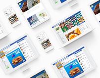 Social + Web Content Creation