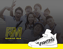 Running Man Spirit