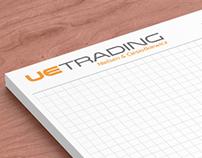Projekt notesu dla  ue-trading.pl