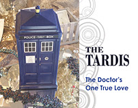 The TARDIS - The Doctor's One True Love