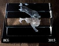 3D Crystal Awards