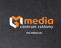 MGmedia - website & logo design