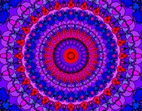 Creative Commons Mandala 34