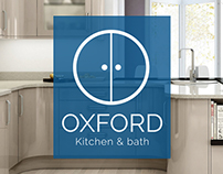 Oxford Kitchen & Bath Logo & Branding