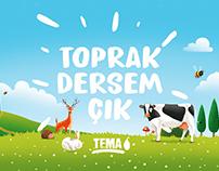 TEMA Vakfı - Toprak Dersem, Çık!