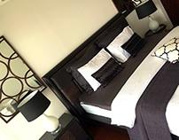Bedroom Design Jumeirah, Dubai
