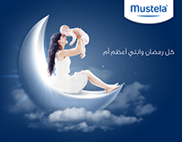Mustela Facebook Greeting post