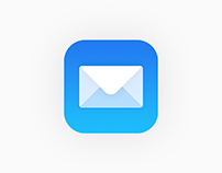 iOS 11 - Mail Icon Redesign