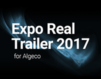 ALGECO – Expo Real Trailer 2017