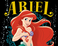 Ariel and the pearl of wisdom | BOOK DESIGN