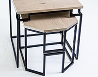Ndalo Nesting Tables