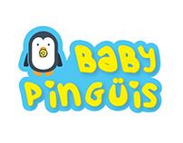 Baby Pingúis - Logo