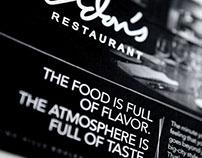 Eldon's Restaurant - Ad