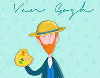 VAN GOGH . Book Painter's collection