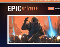 Epic Universe Wordpress Design & Development
