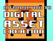 Intro to Digital Asset Creation (DM096V3S)