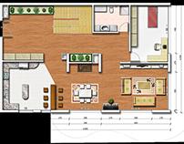 Folkart Residence Design Project