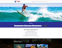 Inspire Ceylon - Travel Website - UI/UX