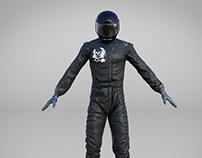 Racer Model