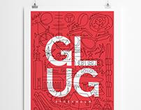 GLUG Stockholm Poster