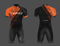 Sense Bike Uniforms - 2015-2018