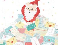 Santa vs Letters