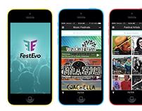 FestEvo: App Design