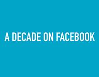 A Decade on Facebook