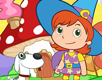 Bruxinha Catarina Animated Series
