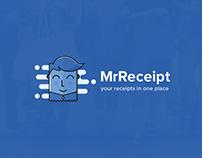 MrReceipt branding