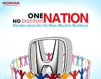 Honda Event Branding