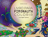 Livro Surrealista para Colorir