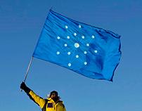 International Flag of Planet Earth Redesign Winner!