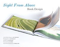 Showcasing 'Sight From Above' Book Design