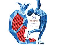 Logo for ISU Junior Grand Prix of Figure Skating