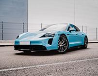 Porsche Taycan: electrifying beauty
