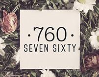 760 Creative Logo & Branding