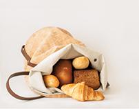 Leipa – a bread storage bag