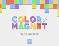 Color Magnet - Mobile Game for iOS & Android