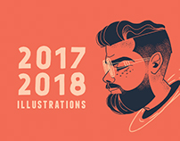 2017-2018 | Illustration Collection