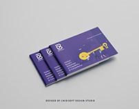 Brochure design for Harbour Road