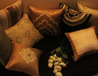 Indian Imprints - Cushion Collection