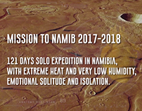 Mission to Namib