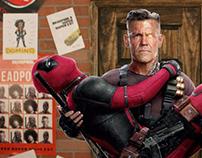Deadpool 2 Dream Suite at Comic-Con