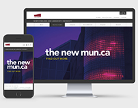 Memorial University of Newfoundland website