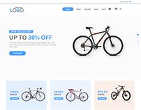ECommerce Platform For Bike Sale Company